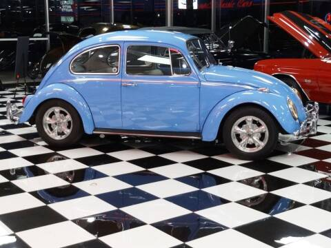 1965 Volkswagen Beetle for sale at Wagner's Classic Cars in Bonner Springs KS
