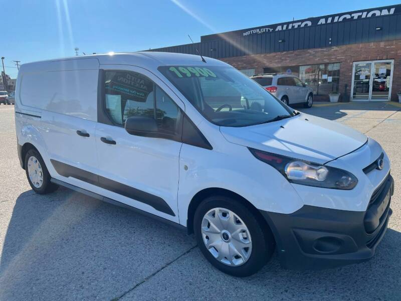 2017 Ford Transit Connect Cargo for sale at Motor City Auto Auction in Fraser MI