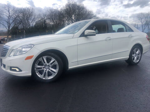 2010 Mercedes-Benz E-Class for sale at Beckham's Used Cars in Milledgeville GA