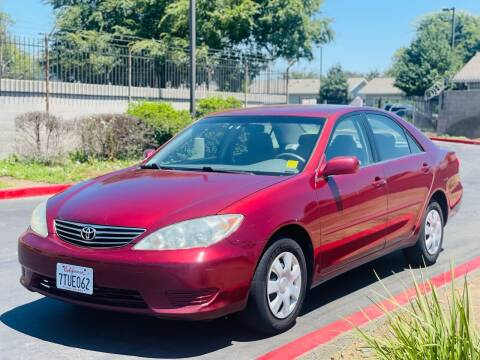 2006 Toyota Camry for sale at United Star Motors in Sacramento CA