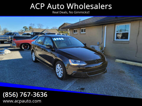 2013 Volkswagen Jetta for sale at ACP Auto Wholesalers in Berlin NJ