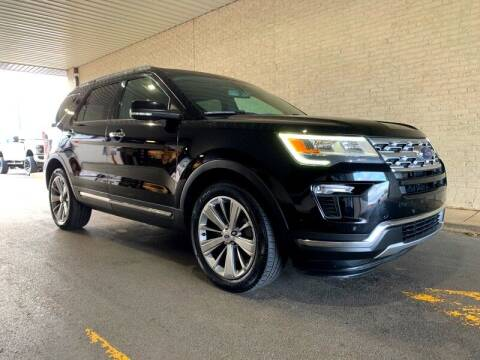 2018 Ford Explorer for sale at DRIVEPROS® in Charles Town WV