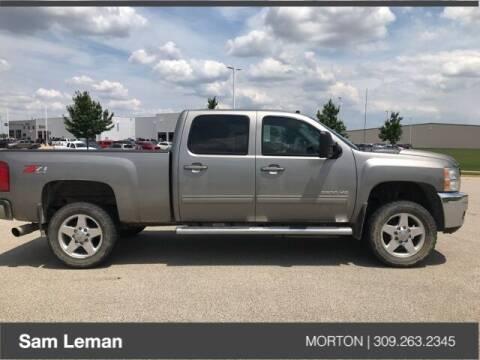 2014 Chevrolet Silverado 2500HD for sale at Sam Leman CDJRF Morton in Morton IL