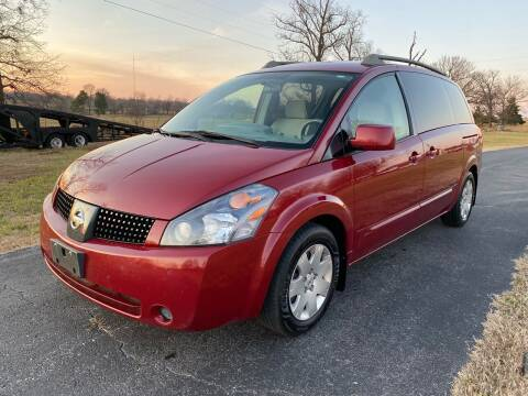 2005 Nissan Quest for sale at Champion Motorcars in Springdale AR