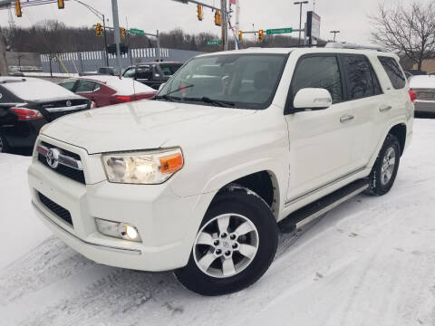 2013 Toyota 4Runner for sale at Cedar Auto Group LLC in Akron OH