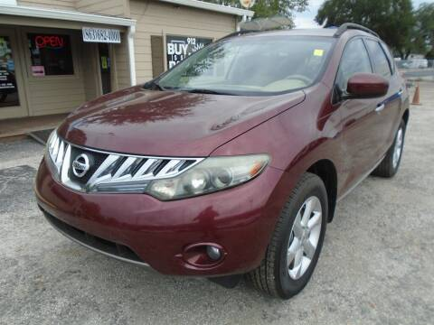 2009 Nissan Murano for sale at New Gen Motors in Lakeland FL