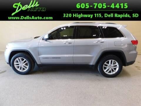 2018 Jeep Grand Cherokee for sale at Dells Auto in Dell Rapids SD