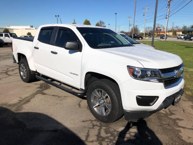 2016 Chevrolet Colorado for sale at Haynes Auto Sales Inc in Anderson SC