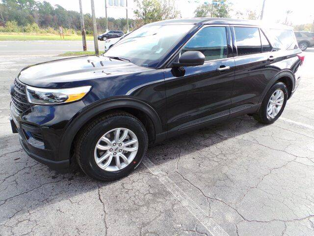 2021 Ford Explorer for sale at TIMBERLAND FORD in Perry FL