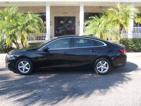 2017 Chevrolet Malibu for sale at Thomas Auto Mart Inc in Dade City FL