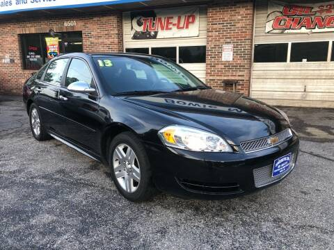 2013 Chevrolet Impala for sale at Bowie Motor Co in Bowie MD