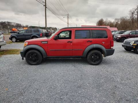 2007 Dodge Nitro for sale at Magic Ride Auto Sales in Elizabethton TN