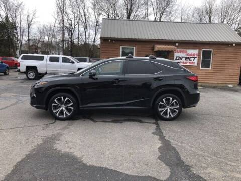 2016 Lexus RX 350 for sale at Super Cars Direct in Kernersville NC
