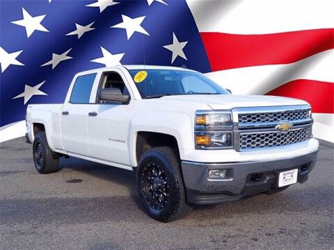 2014 Chevrolet Silverado 1500 for sale at Gentilini Motors in Woodbine NJ