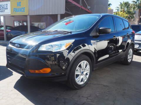 2016 Ford Escape for sale at Corona Auto Wholesale in Corona CA