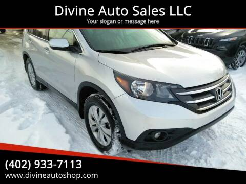 2014 Honda CR-V for sale at Divine Auto Sales LLC in Omaha NE