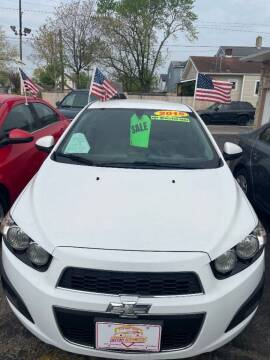 2015 Chevrolet Sonic for sale at DestanY AUTOMOTIVE in Hamilton OH