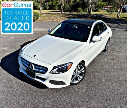 2015 Mercedes-Benz C-Class for sale at Brothers Auto Sales of Conway in Conway SC