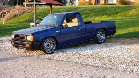 1995 Mitsubishi Mighty Max Pickup for sale at Hackler & Son Used Cars in Red Lion PA