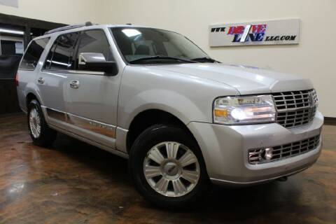 2013 Lincoln Navigator for sale at Driveline LLC in Jacksonville FL