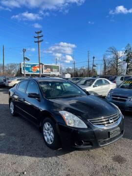 2012 Nissan Altima for sale at Hamilton Auto Group Inc in Hamilton Township NJ