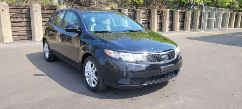 2012 Kia Forte5 for sale at U.S. Auto Group in Chicago IL