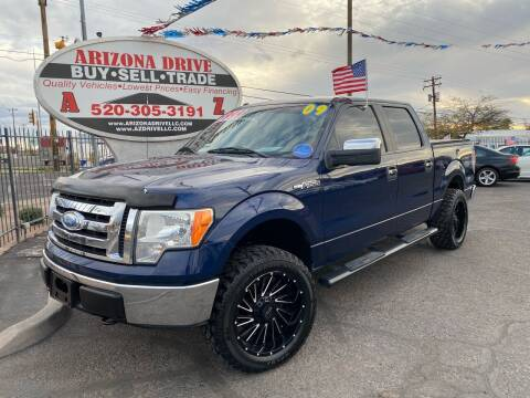 2009 Ford F-150 for sale at Arizona Drive LLC in Tucson AZ