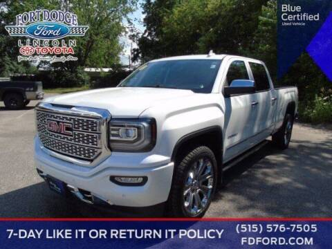 2017 GMC Sierra 1500 for sale at Fort Dodge Ford Lincoln Toyota in Fort Dodge IA