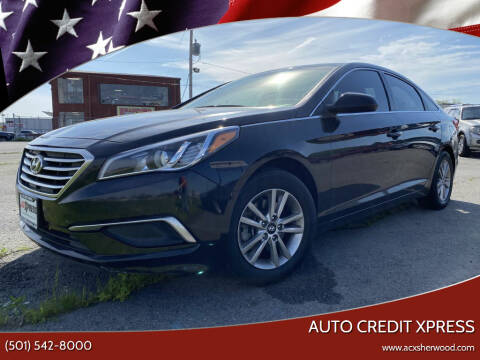 2017 Hyundai Sonata for sale at Auto Credit Xpress in North Little Rock AR