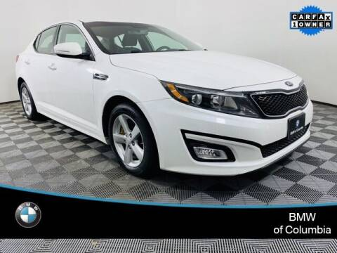 2015 Kia Optima for sale at Preowned of Columbia in Columbia MO