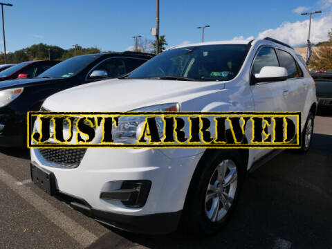 2010 Chevrolet Equinox for sale at BRYNER CHEVROLET in Jenkintown PA