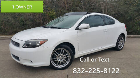 2005 Scion tC for sale at Houston Auto Preowned in Houston TX