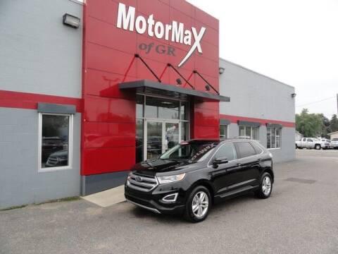 2018 Ford Edge for sale at MotorMax of GR in Grandville MI