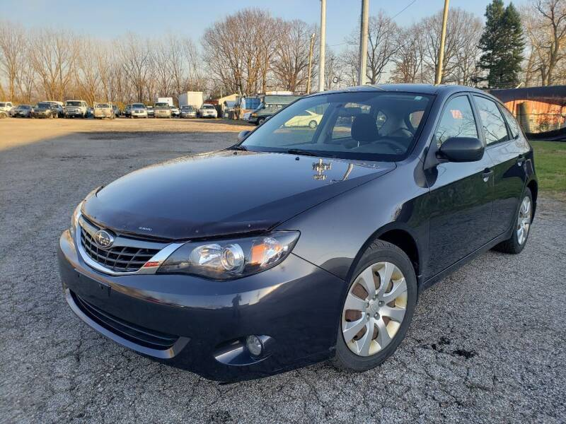 2008 Subaru Impreza for sale at Flex Auto Sales in Cleveland OH