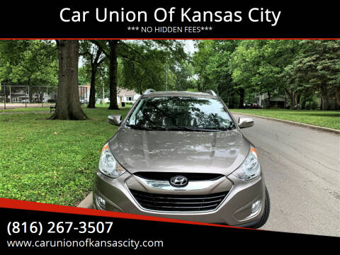2010 Hyundai Tucson for sale at Car Union Of Kansas City in Kansas City MO