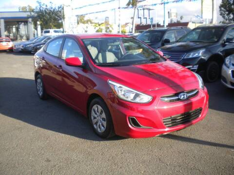 2016 Hyundai Accent for sale at AUTO SELLERS INC in San Diego CA