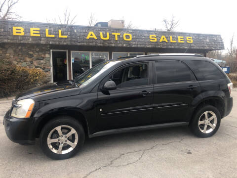 2008 Chevrolet Equinox for sale at BELL AUTO & TRUCK SALES in Fort Wayne IN