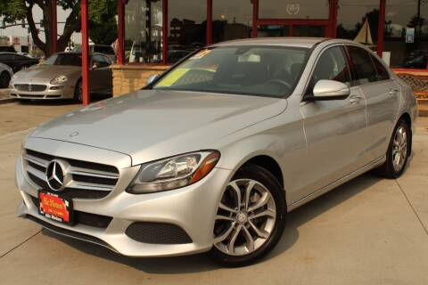 2015 Mercedes-Benz C-Class for sale at ALIC MOTORS in Boise ID