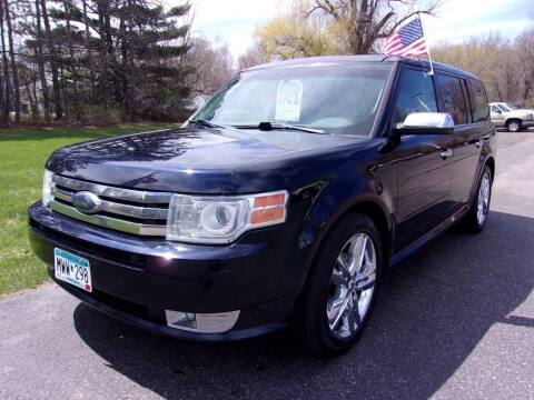 2009 Ford Flex for sale at American Auto Sales in Forest Lake MN