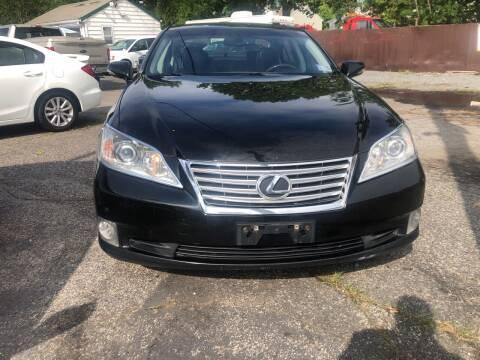 2011 Lexus ES 350 for sale at SuperBuy Auto Sales Inc in Avenel NJ