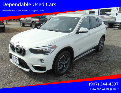 2018 BMW X1 for sale at Dependable Used Cars in Anchorage AK