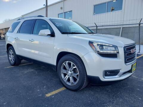 2015 GMC Acadia for sale at A-1 Auto in Pepperell MA