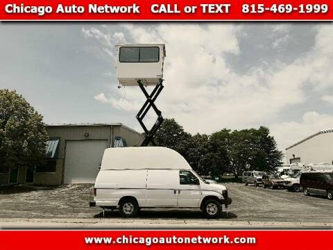 2010 Ford E-Series Cargo for sale at Chicago Auto Network in Mokena IL