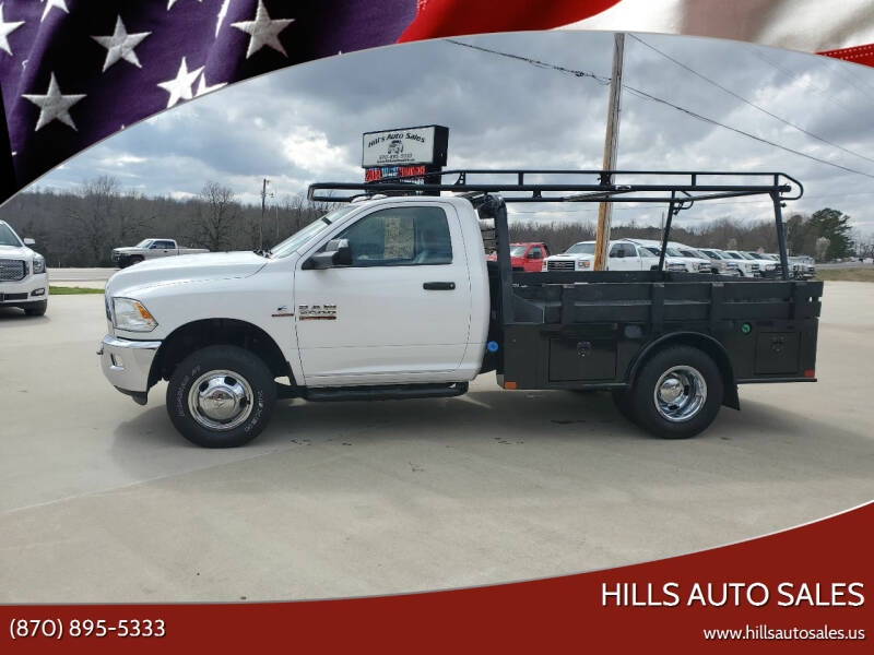 2018 RAM Ram Chassis 3500 for sale in Salem, AR