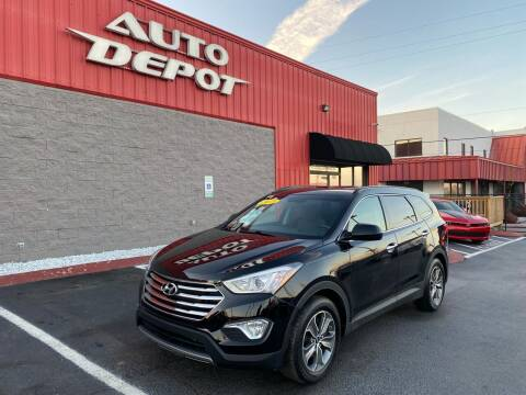 2013 Hyundai Santa Fe for sale at Auto Depot - Smyrna in Smyrna TN