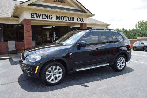 2011 BMW X5 for sale at Ewing Motor Company in Buford GA