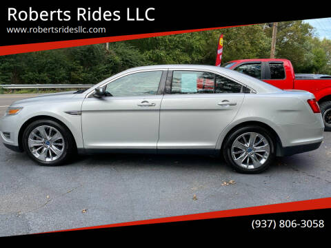2011 Ford Taurus for sale at Roberts Rides LLC in Franklin OH