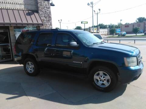2007 Chevrolet Tahoe for sale at NORTHWEST MOTORS in Enid OK