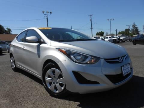 2016 Hyundai Elantra for sale at McKenna Motors in Union Gap WA