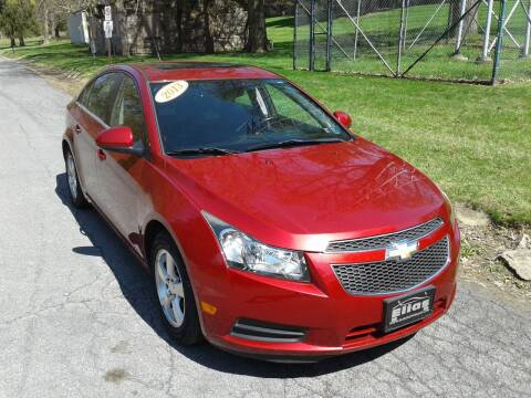 2013 Chevrolet Cruze for sale at ELIAS AUTO SALES in Allentown PA